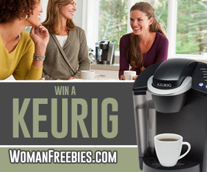 Win a Keurig Elite Brewing System