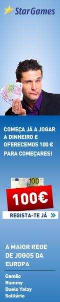 StarGames 100 Euros GRATIS