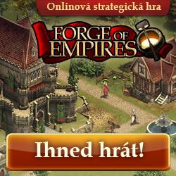 Klikni a hrej Forge of Empires CZ zdarma!