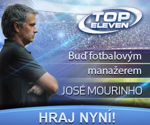 Klikni a hrej Top Eleven Online CZ - Online fotbalový manažer zdarma!