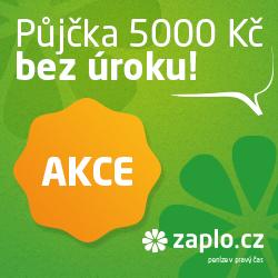 Krátkodobá půjčka Zaplo.cz
