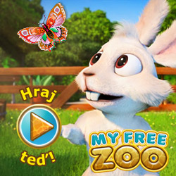 Klikni a hrej My Free Zoo CZ zdarma!