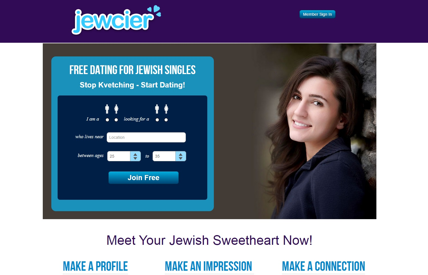 Jewish dating sites for free