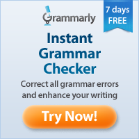 Grammar software that I intend to try!