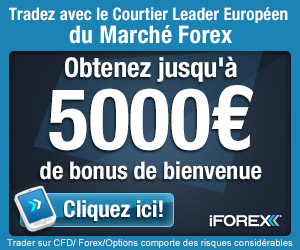 Le broker iforex-5000€ de bonus