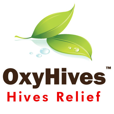 Hives relief with OxyHives
