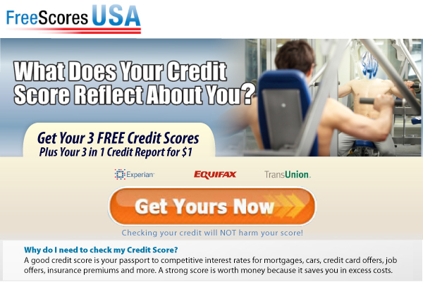 Get Your Free Credit Scores from All 3 Bureaus