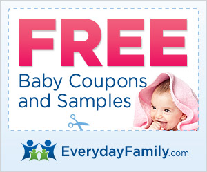 Printable coupons for free baby stuff