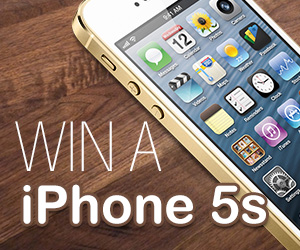 win A iPhone 5S