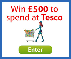 win £500 at Tesco