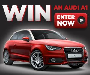 win a Audi A1