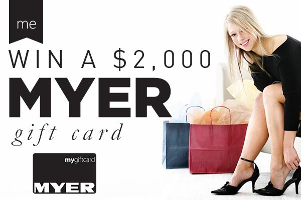 Baby Gift Myer : Win a myer gift card australia sale