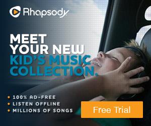 FREE Rhapsody Trial...