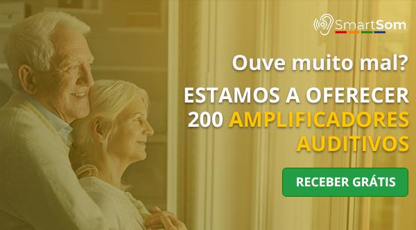 ESTAMOS A OFERECER200 AMPLIFICADORESAUDITIVOS