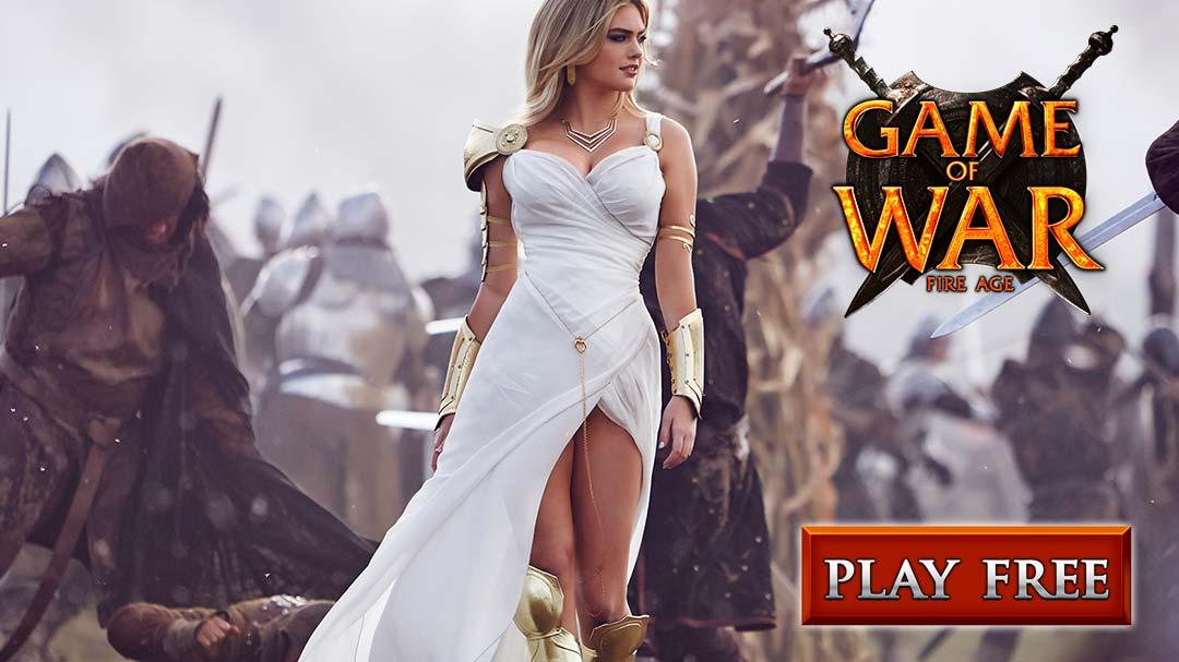 Game of War: Fire Age – многопользовательская онлайн стратегия