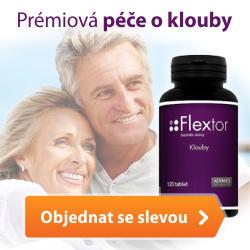 Kloubní přípravek Flextor