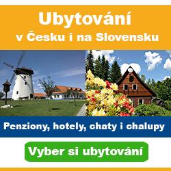 Pampeliska.cz - přehled ubytování