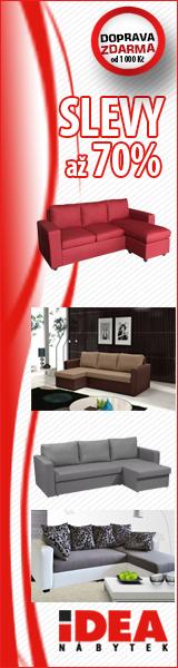 IDEA nábytek - kvalitní nábytek za dobrou cenu