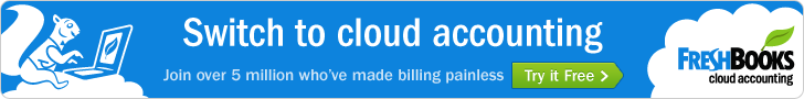 FreshBooks cloud accounting app