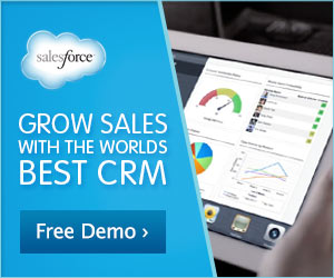 SalesForce cloud CRM