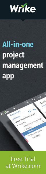 Wrike project management app