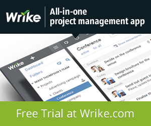 Wrike collaboration app