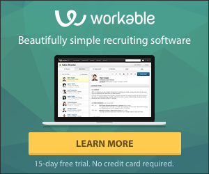 Workable HR app