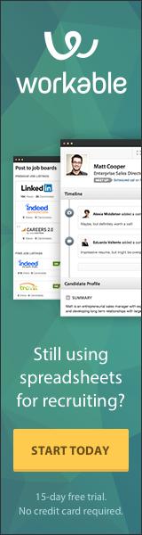 Workable HR app