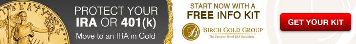Birch Gold Group Free Info Kit
