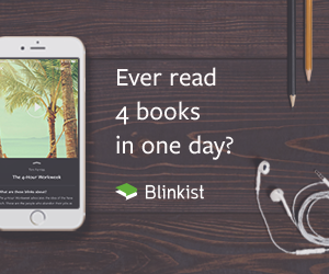 Blinkist discount codes