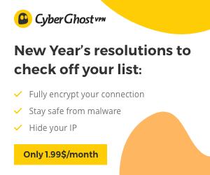 Best VPN Cyberghost