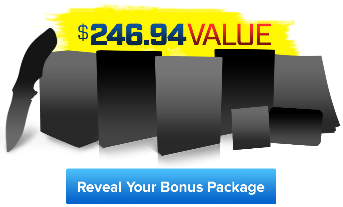 Reveal Your Bonus Package!