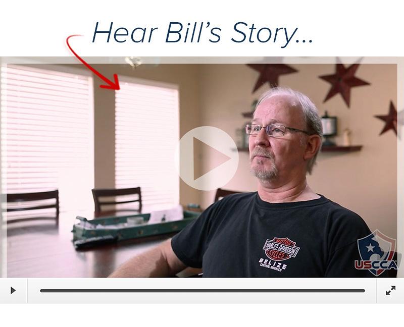 Hear Bill's Story