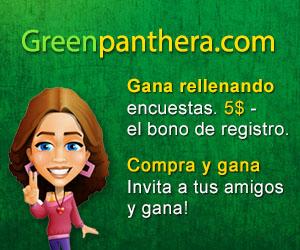 Green Phantera