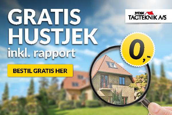Jydsk Tagteknik Hustjek