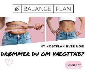 Kostplan - Ny kostplan hver uge! Er det tid?