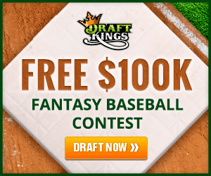 MLB-Draft-Kings-Lineup-06-27-15