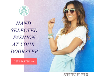 Hand-Selected Fashion at Your Doorstep by Stitch Fix