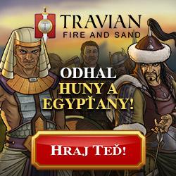 Travian Zahrej si budovatelskou strategii online zdarma!