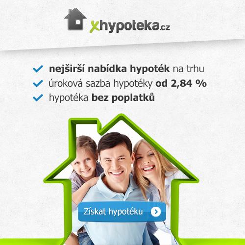 nejlevnější hypotéka banka