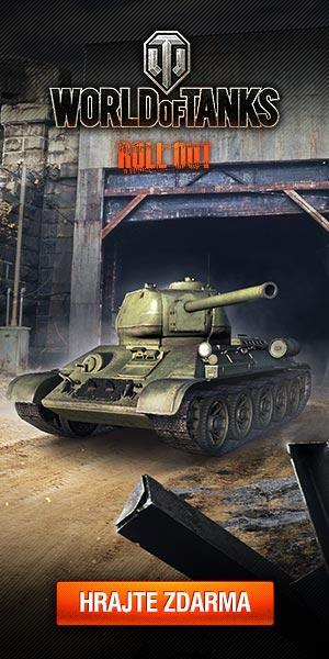 online hra s tanky
