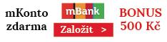 osobní účet mBank