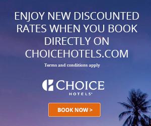 Comfort Inn hotels en France