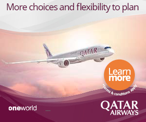 Book Flights with a World-class Airline | Qatar Airways