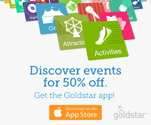goldstar discover events