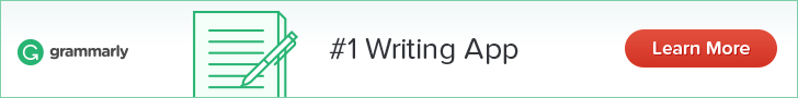 Grammarly is the number one writing app