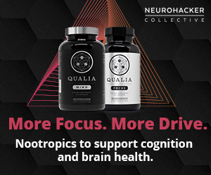 More focus. More Drive. Neurohacker nootropics to support the brain.