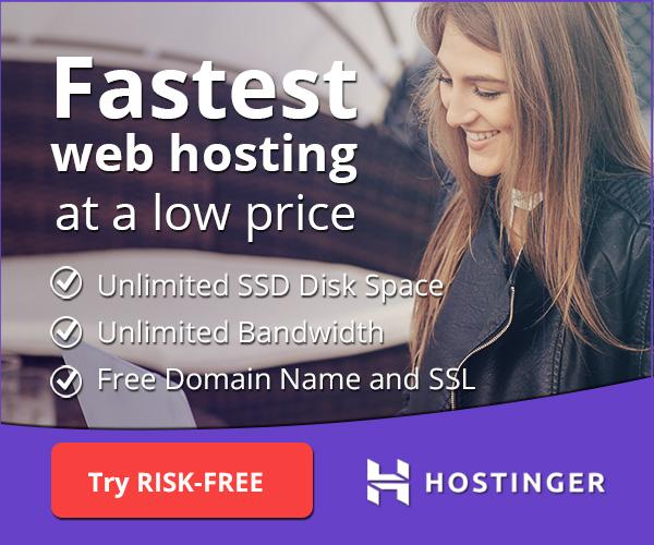 best low-cost vps for your website hostinger