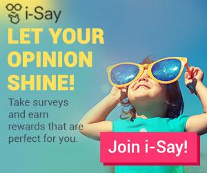 i-Say paid online surveys