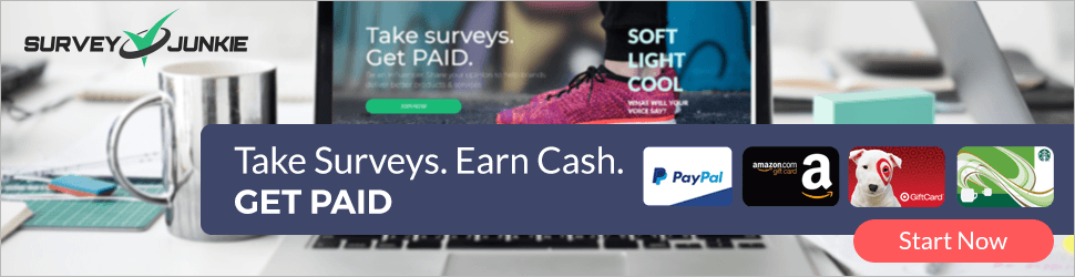 earn money with survey junkie